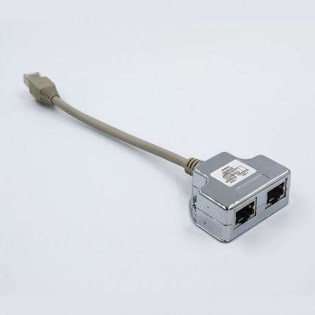 DNS Etherneti jagur 2x100Mb