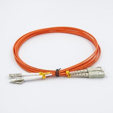 DNS Optical patchcord OM2, 50/125, 2xLC-SC