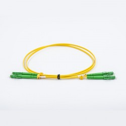 Fiber optic patch cable, Single-mode, 2xLCA-LCA