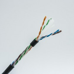 Cat 6 UTP Outdoor Cable (PE)