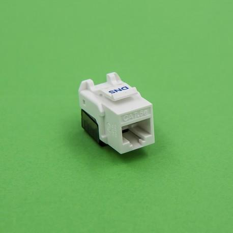 DNS Cat 5e UTP Разьем T3 (белый)