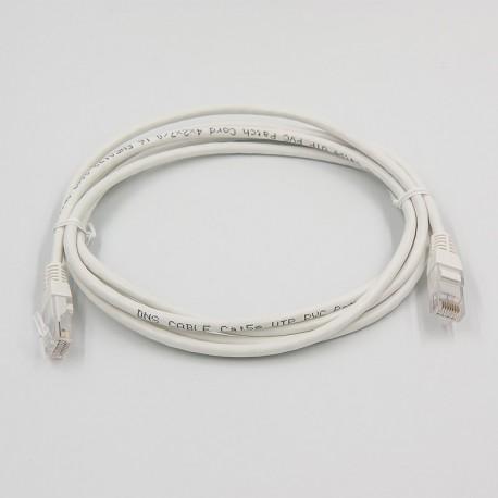 DNS Patch cable (RJ45, UTP, Cat 6)