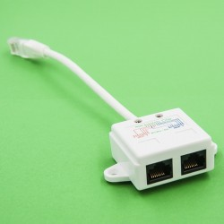 DNS Ethernet splitter 1x100Mb