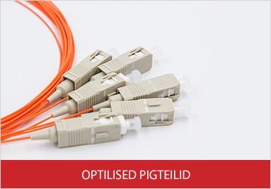 Optical pigtails